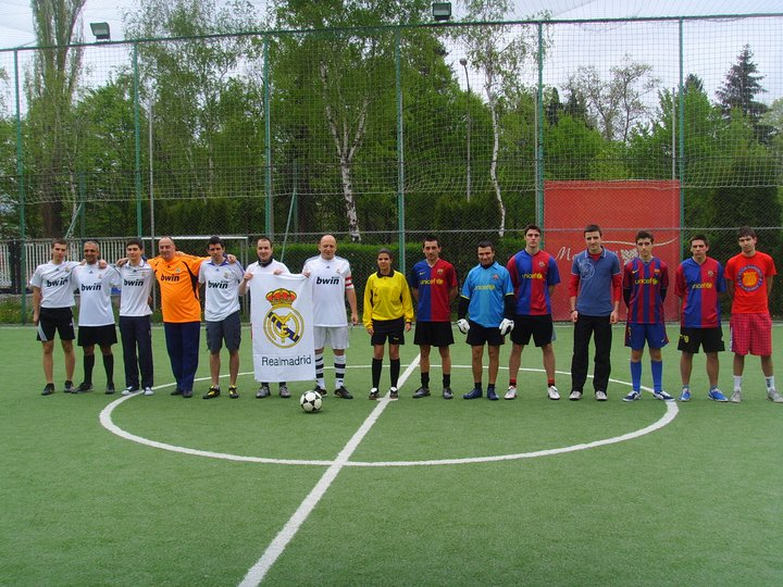 First Fan Clasico – 1 May 2011