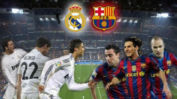 Гледайте Реал Мадрид - Барселона с нас