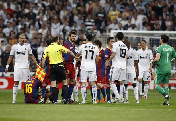 UEFA отхвърли жалбата на Реал (Мадрид)
