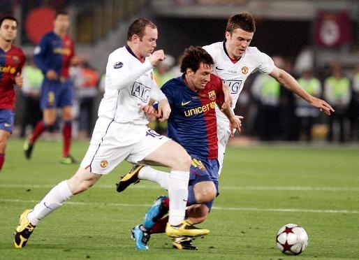 Барселона vs Манчестър Юнайтед: 11-ти дубъл