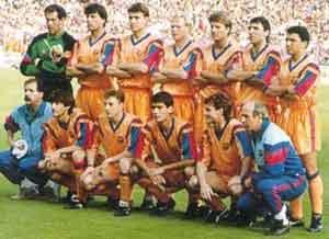 Оранжевият финал на Барселона