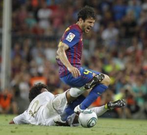 На какво се основават успехите на Барселона? На съдийска подкрепа, разбира се!
