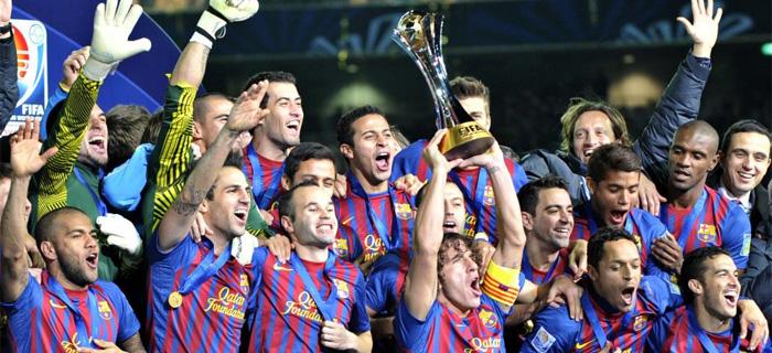 O Rei Barça!